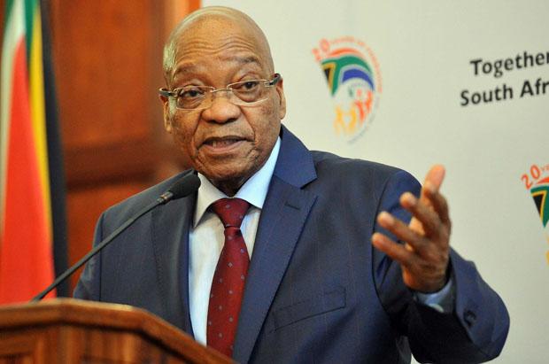 EFF MP calls Zuma 'a dangerous tsunami'