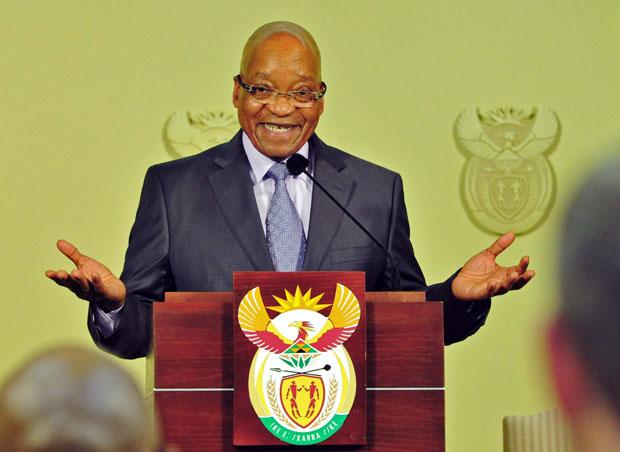 President Jacob Zuma. Siyabulela Duda/GCIS