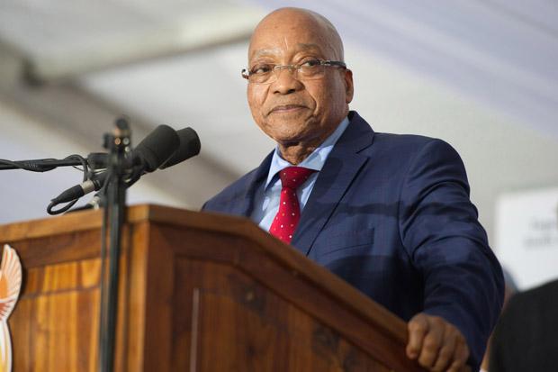 File Picture: President Jacob Zuma