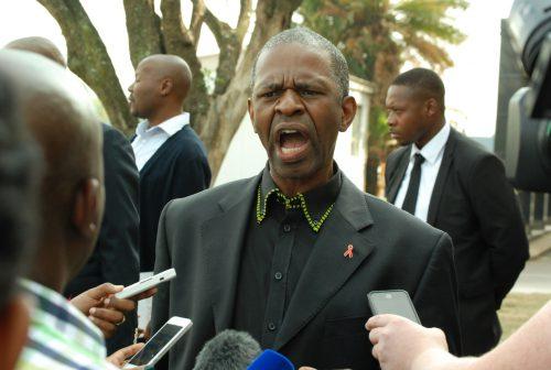 KwaZulu-Natal MEC for Department of Health Sibongiseni Dhlomo. Picture Phumlani Thabethe