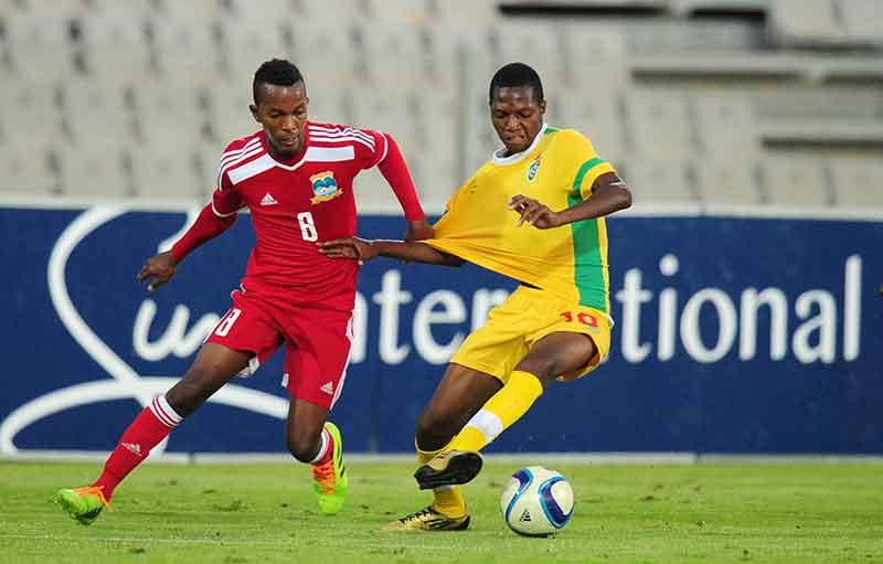 Zimbabwe and Namibia win in Cosafa Cup