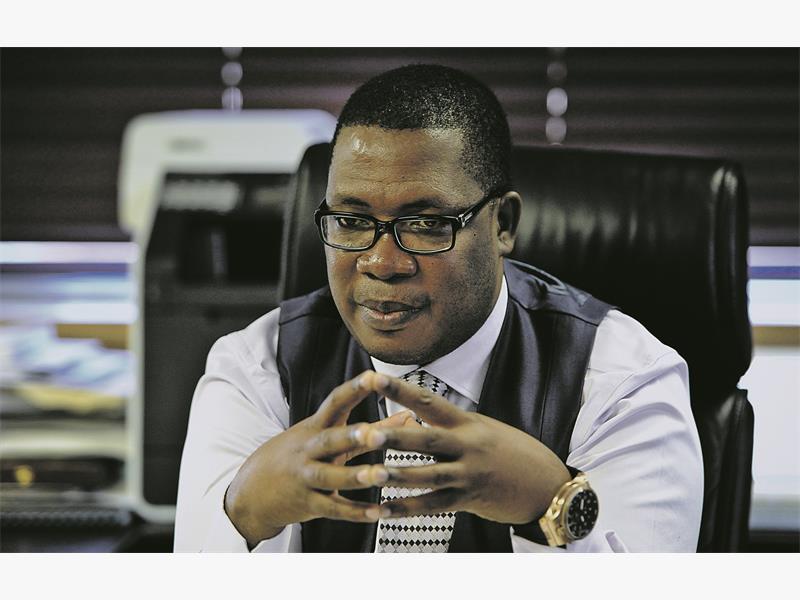 Gauteng MEC Lesufi opens R97m school in poor community