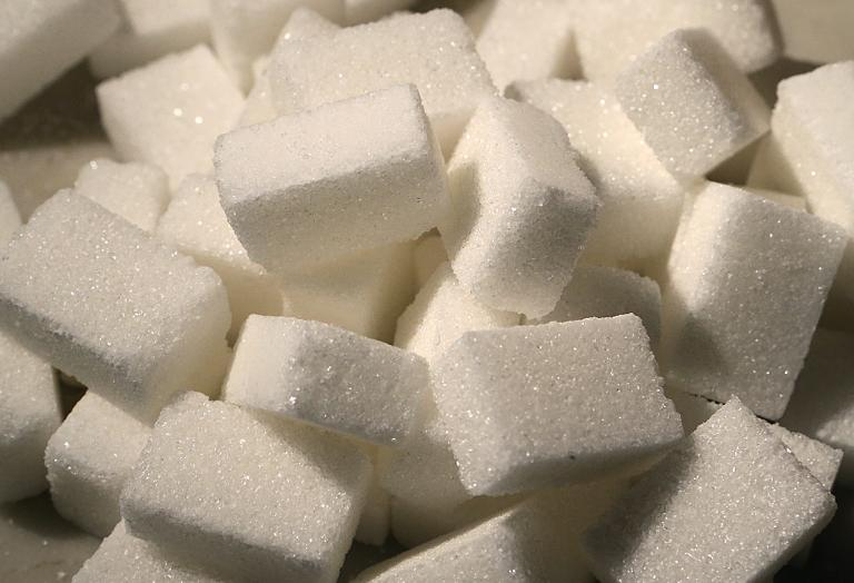 AFP/File / Francois Nascimbeni<br />A photo taken on December 3, 2014 shows sugar cubes at the Crystal Union Group refinery in Bazancourt, near the eastern city of Reims