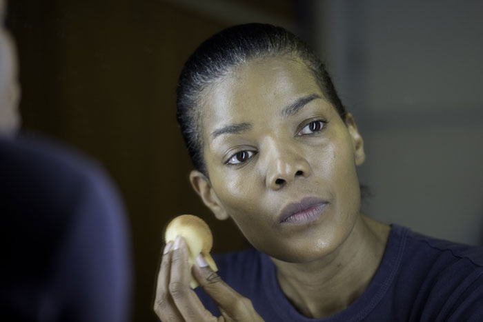 Actress Connie Ferguson speaks to The Citizen before going onto the Generations set in Auckland Park, 13 May 2015. Picture: Refilwe Modise