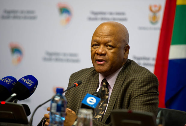 Come on Radebe, who are you fooling?