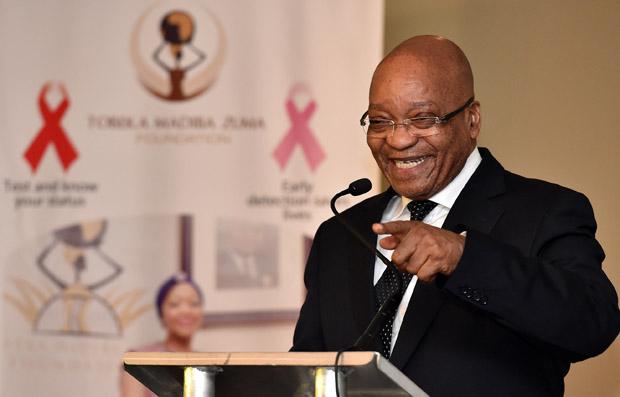 FILE PICTURE: President Jacob Zuma. Elmond Jiyane, GCIS