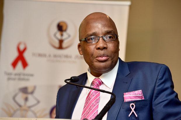 FILE PICTURE: Minister of Health Dr Aaron Motsoaledi. Elmond Jiyane, GCIS