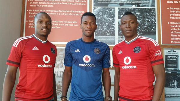 Pirates unveil five new signings – The Citizen