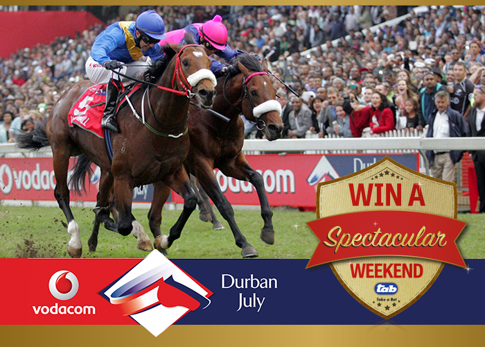 Win a Vodacom Durban July 2015 experience