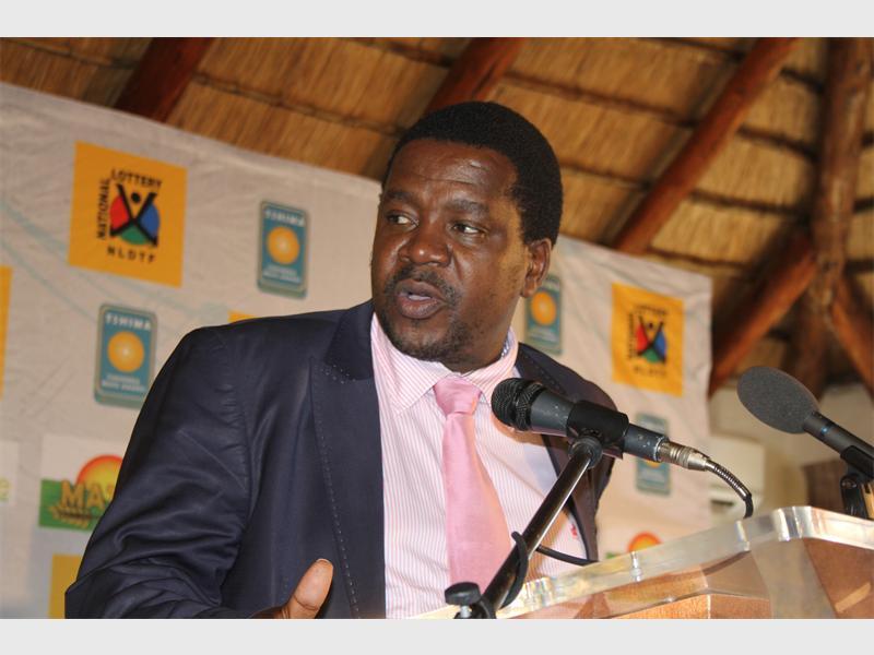 Makhado mayor, David Mutavhatsindi. Pic: Capricorn Review