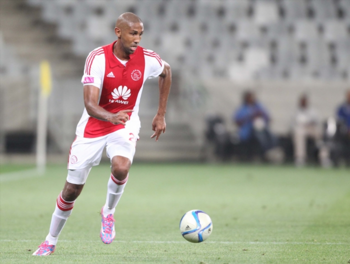 Nathan Paulse of Ajax CT. (Photo by Luke Walker/Gallo Images)