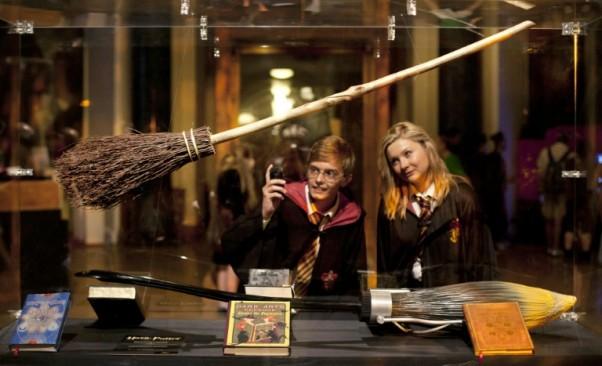 Friday mischief managed with #BlackHogwarts