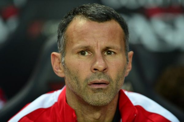 AFP/File / Carl Court<br />Welsh manager Ryan Giggs says his team