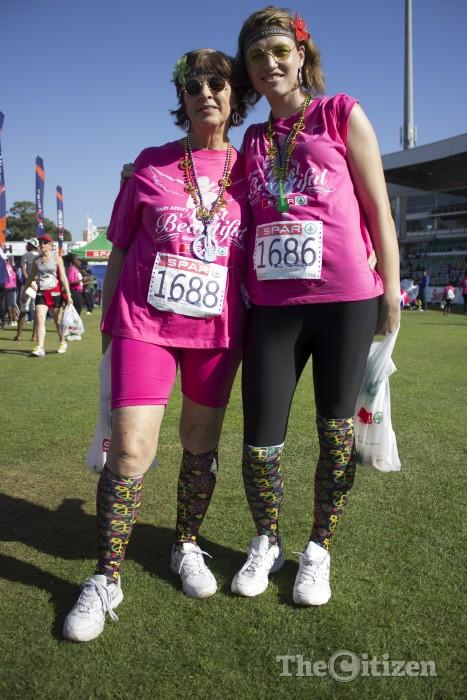 Cirkiena Jeppe and Debbie van Wyk