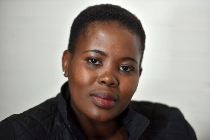 Lebo Sekgobela. Picture: Tracy Lee Stark