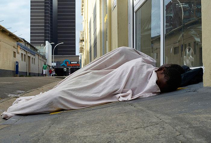 Street kids. Picture: knysnakeep