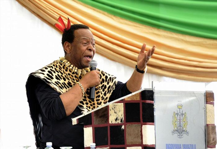 King Goodwill Zwelithini. (File Photo by Gallo Images / City Press / Khaya Ngwenya)