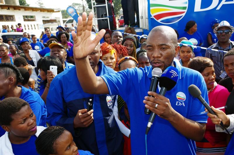 DA leader Mmusi Maimane. File picture: Giordano Stolley/ANA
