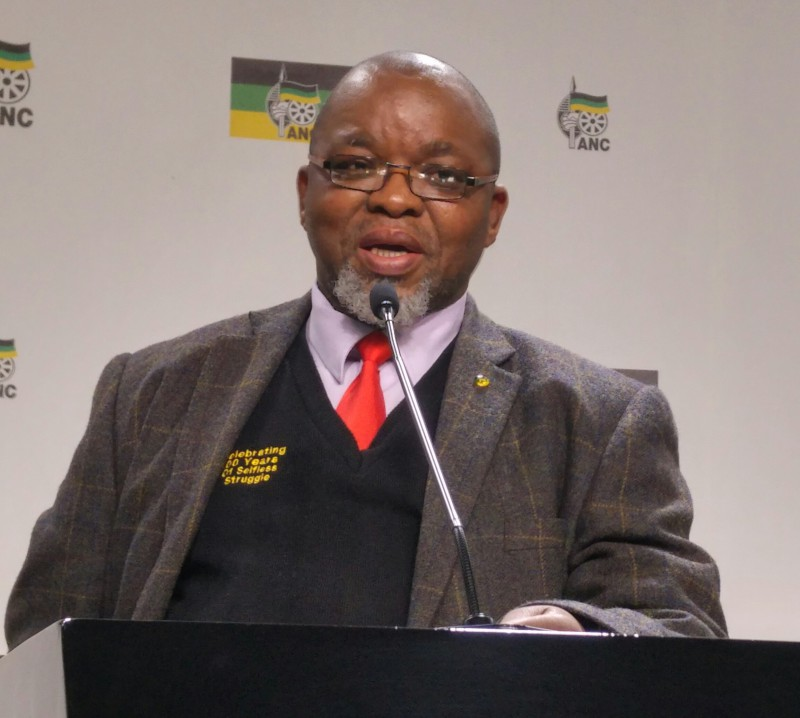 South African Chamber of Mines welcomes new Minister of Mineral Resources