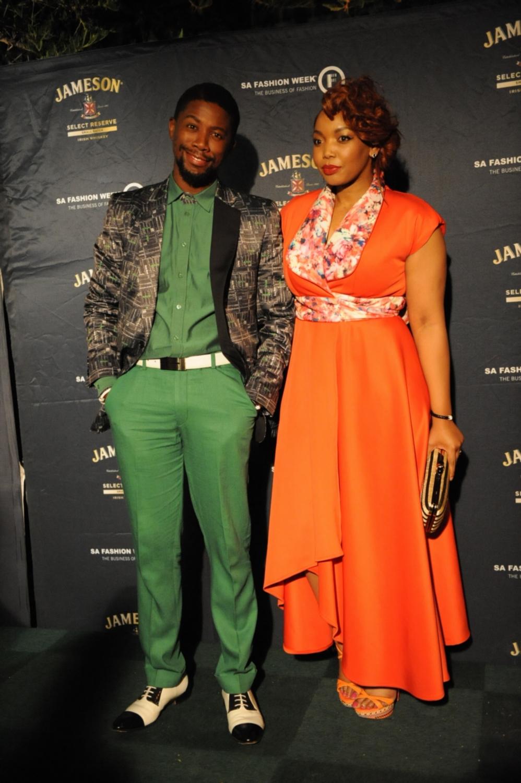 FILE PICTURE: Actor Atandwa Kani and actress Thembisa Mdoda Kani. (Photo by Gallo Images / Sowetan / Tsheko Kabasia)