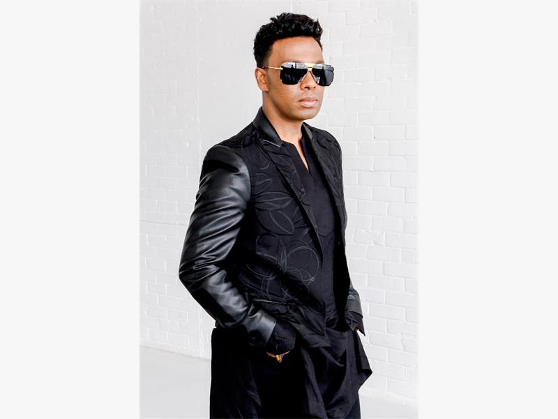 David Tlale wants you to be his assistant