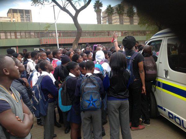 Grade 5 learner killed by truck in Soweto