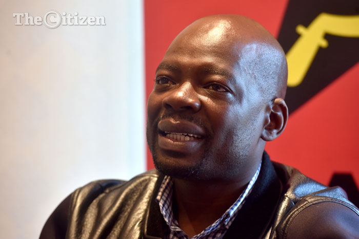 Solly Mapaila of the SACP.  Picture: Tracy Lee Stark