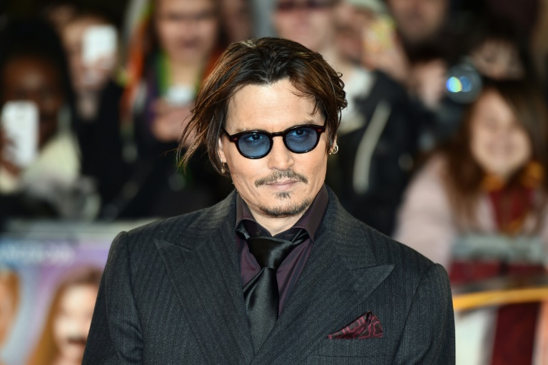 AFP/File / Leon Neal<br />US actor Johnny Depp arrives for the UK premiere of the film 'Mortdecai' in London on January 19, 2015