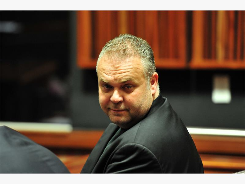 Krejcir asks court to move him, claims infringement of rights