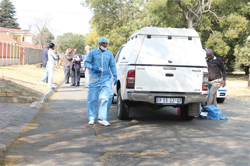 Elderly Mans Body Found Naked With Hands Tied  The Citizen-5342