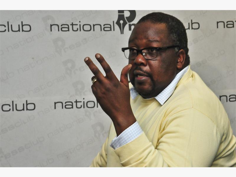 I'm not the murderous Nhleko, says Nathi Nhleko