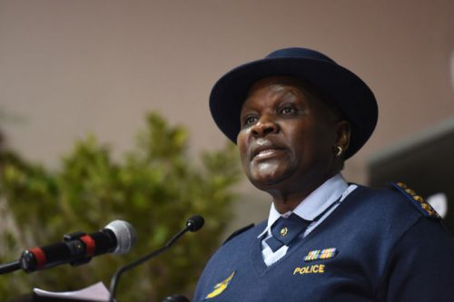 Police commissioner Riah Phiyega. Picture: Refilwe Modise