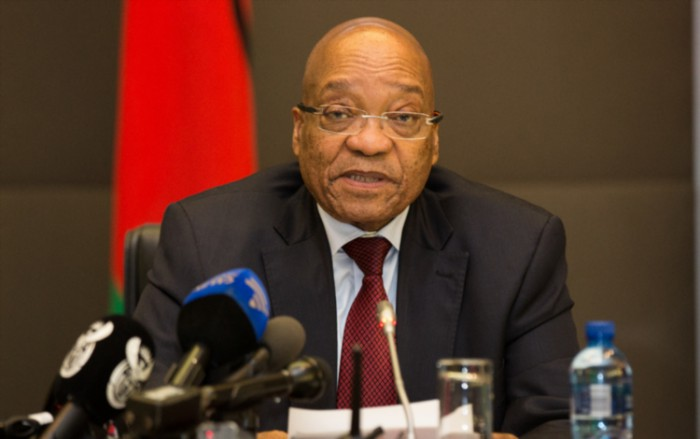 President Jacob Zuma.  (File photo by Gallo Images / Sunday Times / Simphiwe Nkwali)