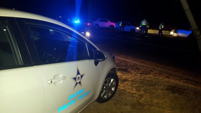 Female police and traffic officers conducted an operation in Pretoria on Saturday night, arresting a number of drunk drivers. Picture: ANA