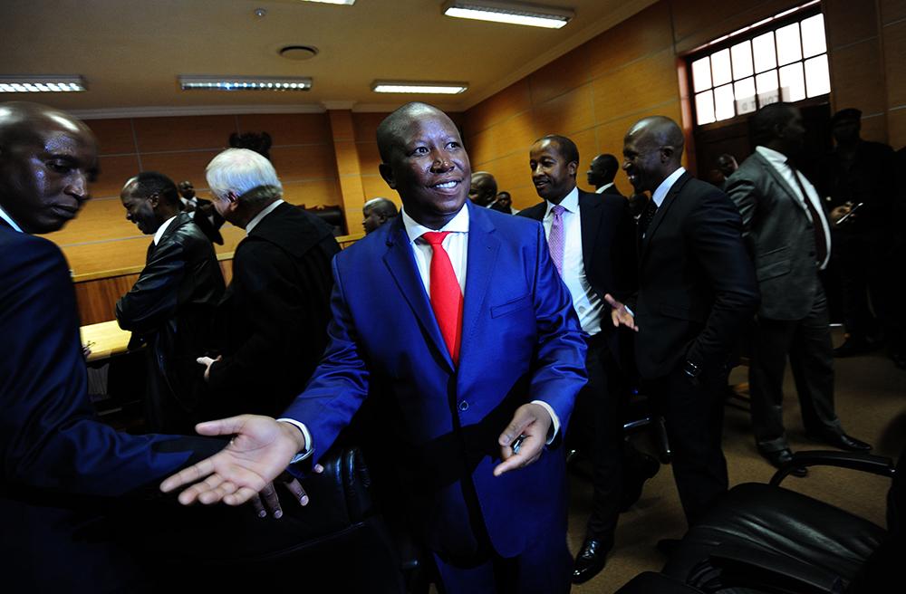 Tomorrow's news today: Malema, Madonsela and DJ Sebolai