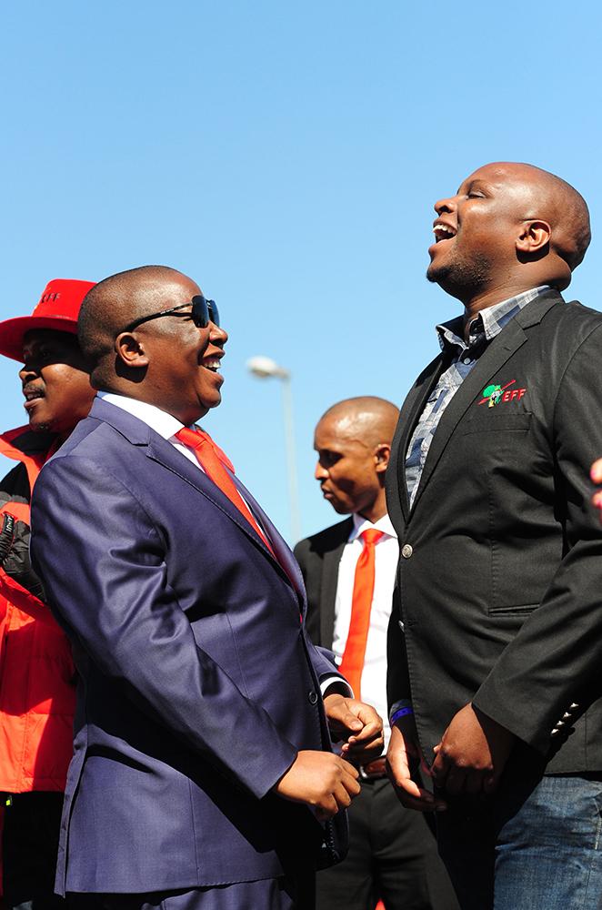 Julius Malema corruption trial – Day 1