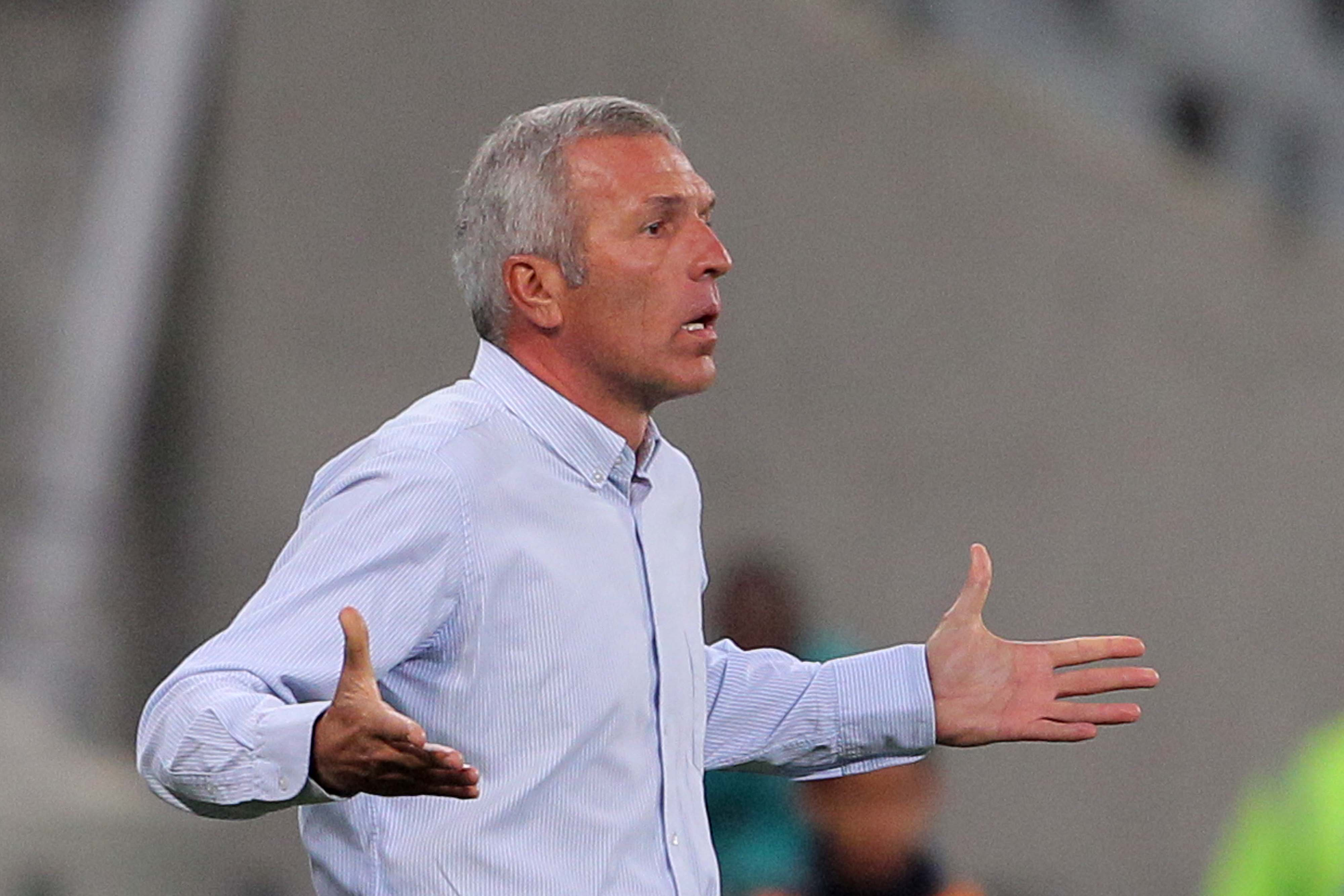 Ernst Middendorp (Photo by Carl Fourie/Gallo Images)
