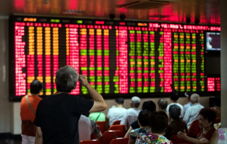 China fears keep markets on edge as stocks rally