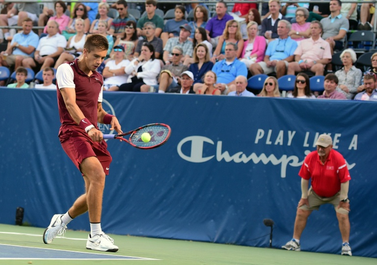 Out of the ordinary Coric has Nadal in sights