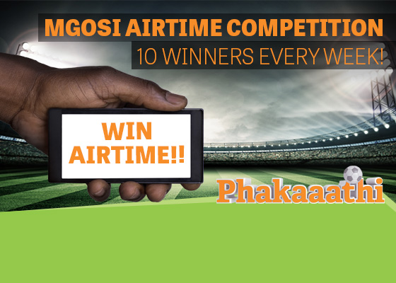 MGOSI AIRTIME COMPETITION