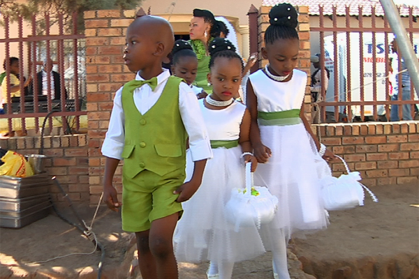 Young ones. Picture: OPWMzansi