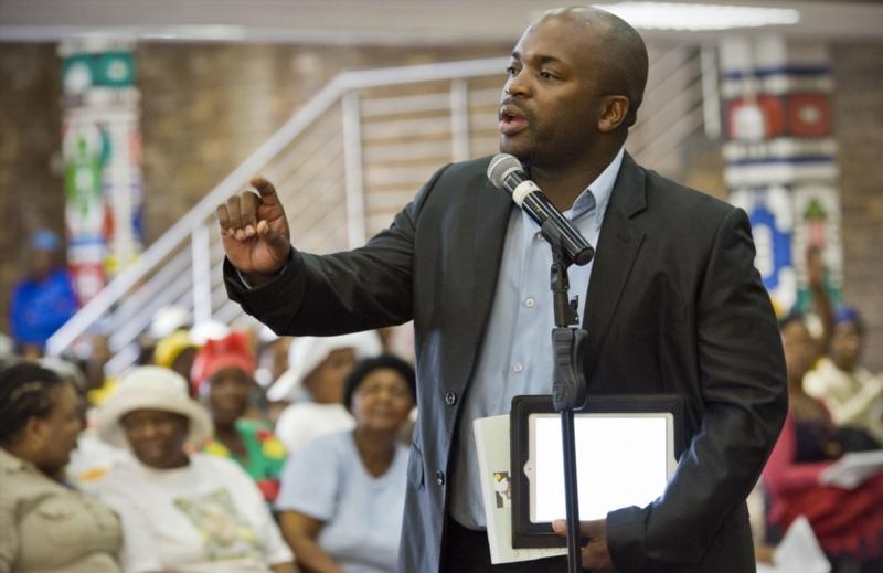 No more lavish politician parties, says Msimanga