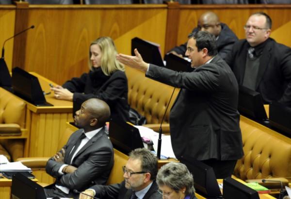 DA member of parliament John Steenhuisen. Picture: Gallo Images