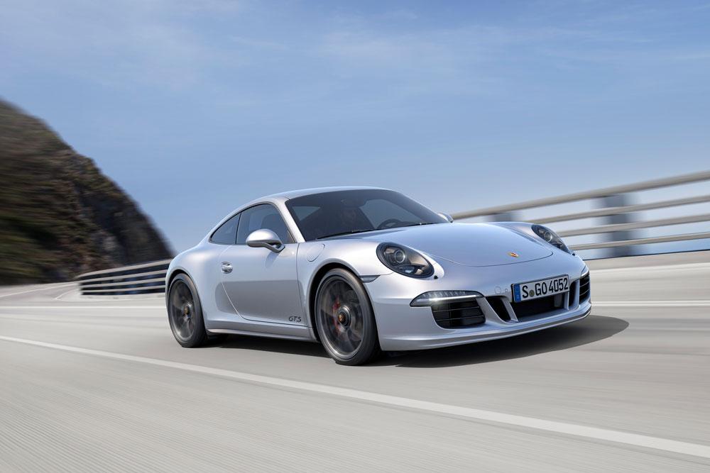 Porsche 911 Carera GTS. Picture: Supplied