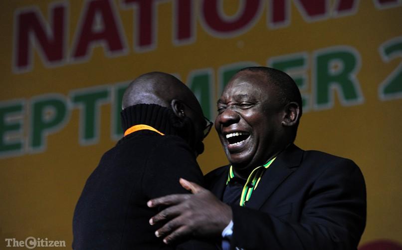ANC deputy president Cyril Ramaphosa. Picture: Nigel Sibanda