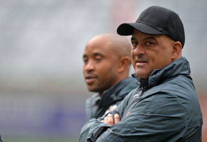 Owen da Gama,  Bafana assistant coach (Chris Ricco/BackpagePix)