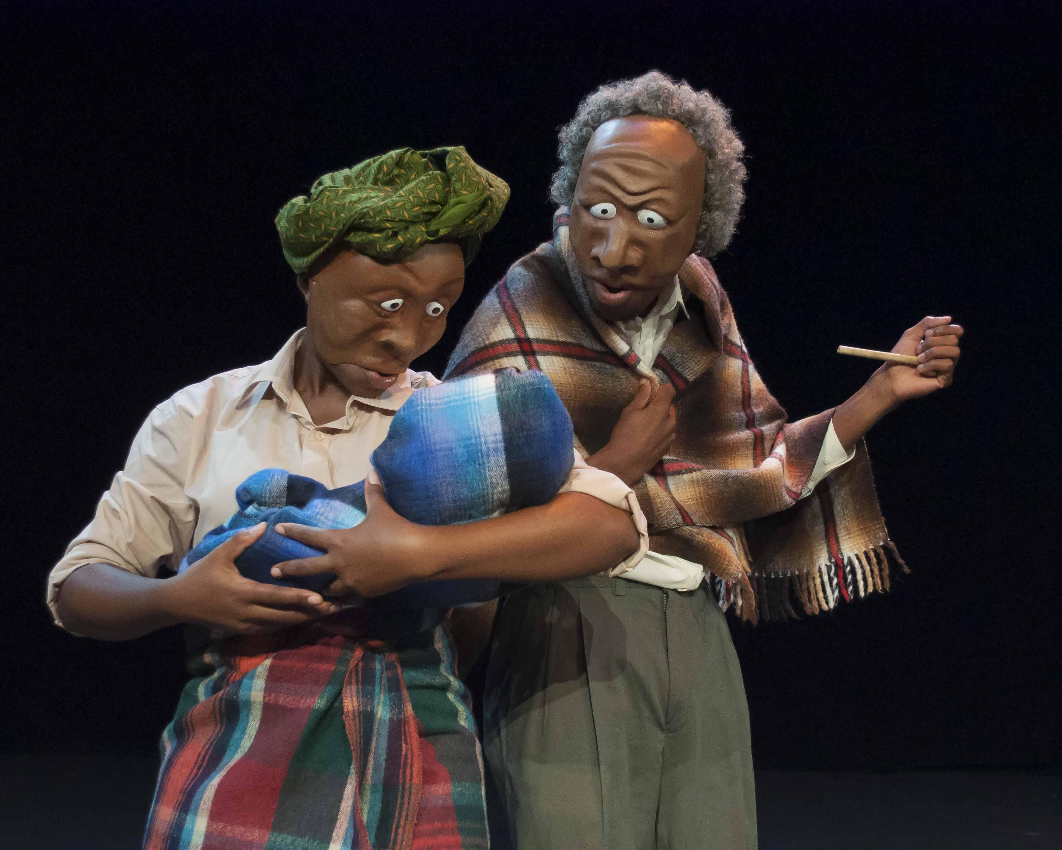 Making Mandela. Picture: Sanmari Marais