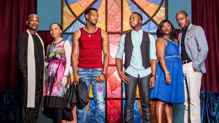 The cast of 'Uzalo'. Picture: Supplied