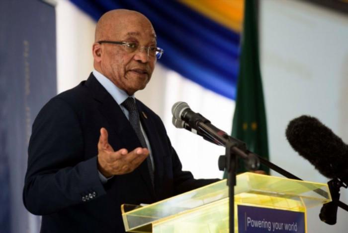 President Jacob Zuma. File Photo: Gallo Images