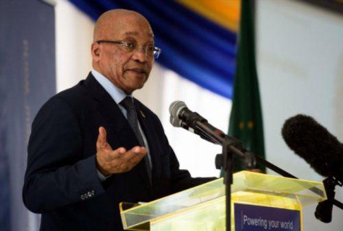 Pro and anti-Zuma camps emerge